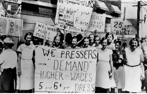 Workers-protest